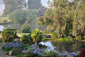 Parc Botanique de Haute Bretagne Jardin de la source bleue