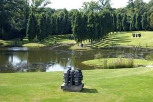 Jardin de la Fontaine de vie, Le Bois Orcan