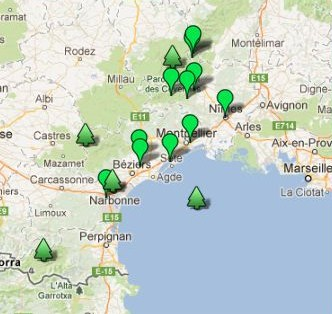 Jardins Remarquables  Languedoc Roussillon