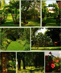 Jardins du Château de la Bourlie
