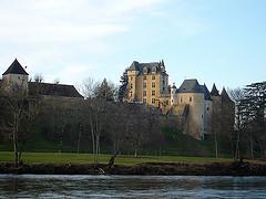 Château de Fayrac à Castelnaud la Chapelle (24)