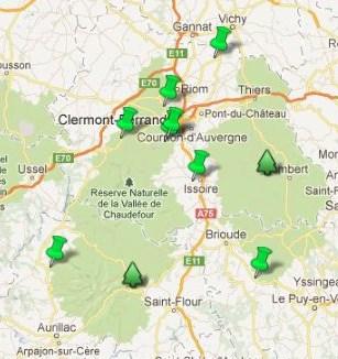 Jardins Remarquables Auvergne