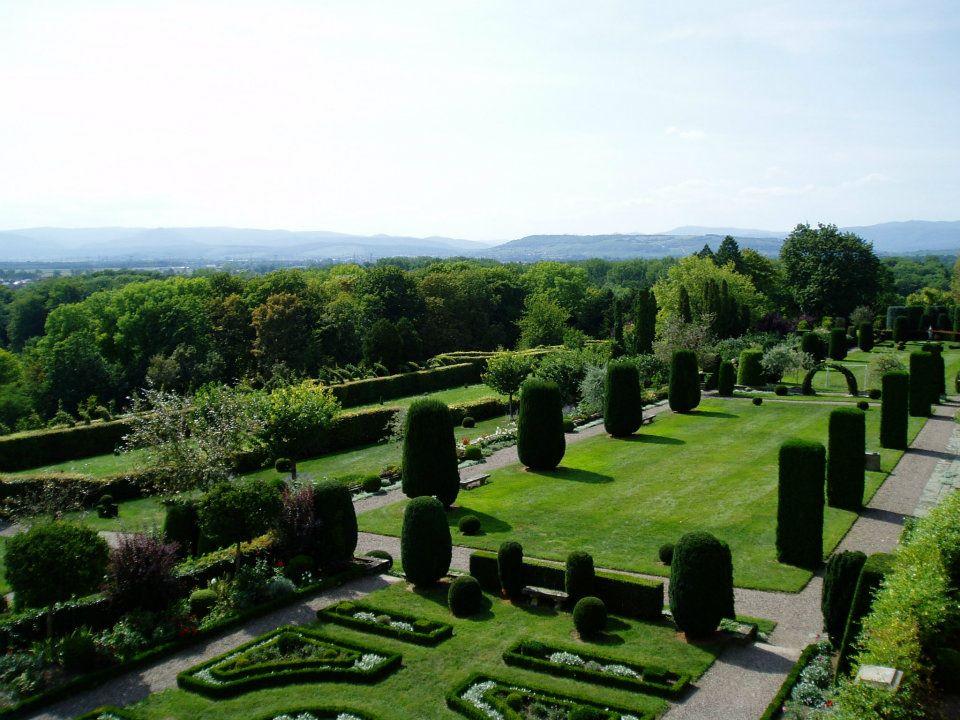 Parc et Jardin du Château de Kolbsheim