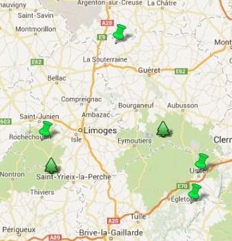 Jardins Remarquables Limousin