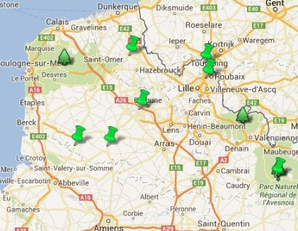 Jardins Remarquables Nord Pas de Calais