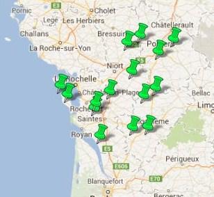 Jardins Remarquables Poitou Charentes