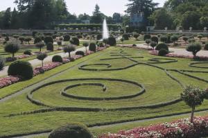 Jardin chateau de Chenonceau©image-de-marc