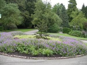 Parc zoologique et botanique de Mulhouse Jardin Remarquable