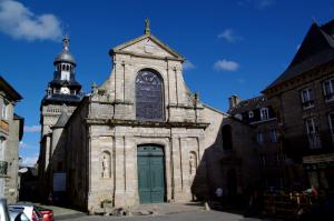 Eglise Saint-Mathurin moncontour