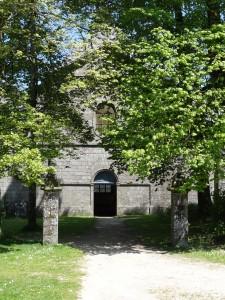 Abbaye du relec - Abbatiale
