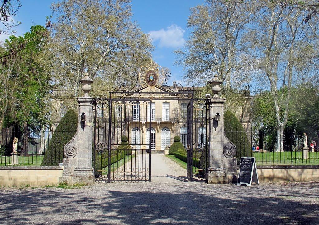 Château et Jardin de Sauvan