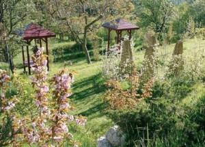 Jardin le vallon du Brec