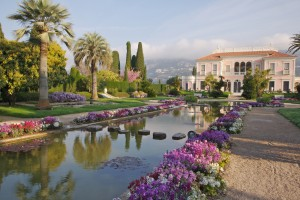 Villa et Jardins Ephrussi de Rothschild Facade