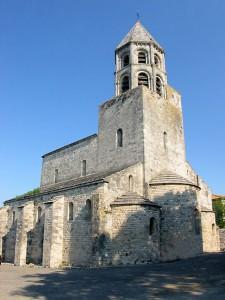 La Garde Adhémar église