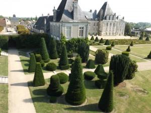 Château et jardin d'Azay le Ferron