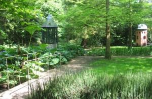 Jardin du Pre Catelan à Illiers Combray