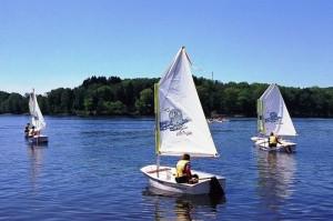 Nièvre Lac des Settons