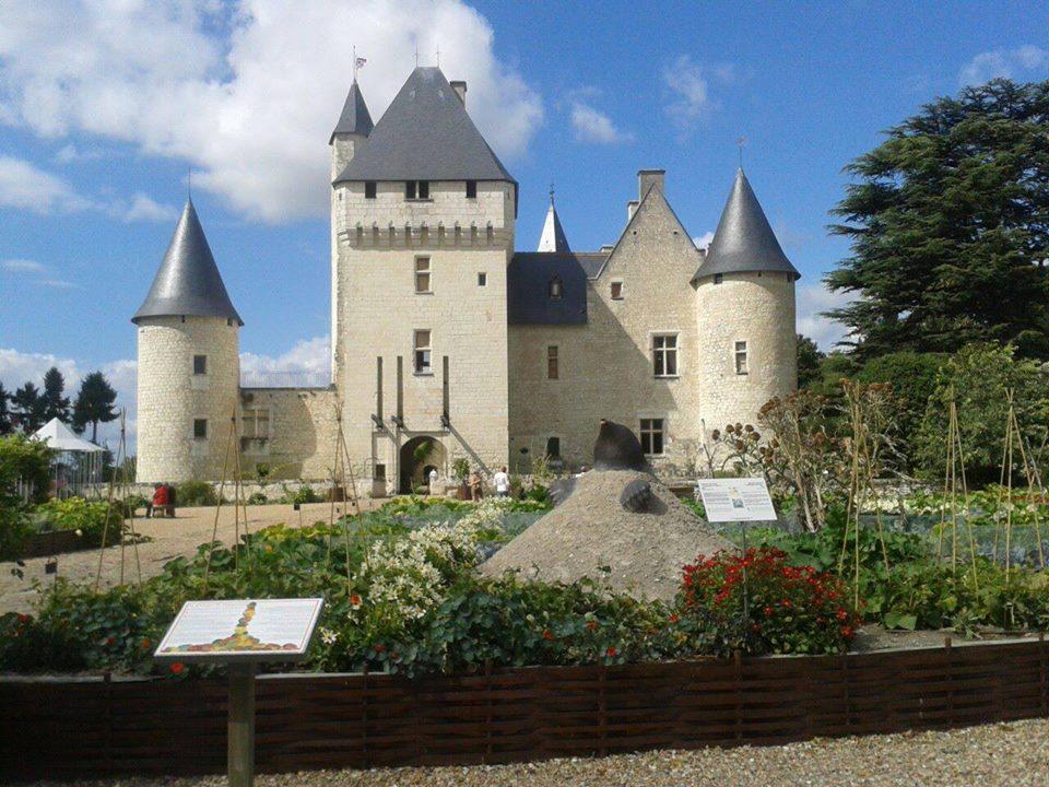 Château et Jardins du Rivau