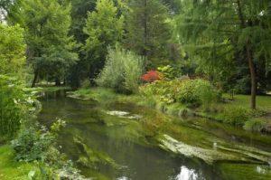 Parc et jardins du chateau d acquigny normandie Eure (27)