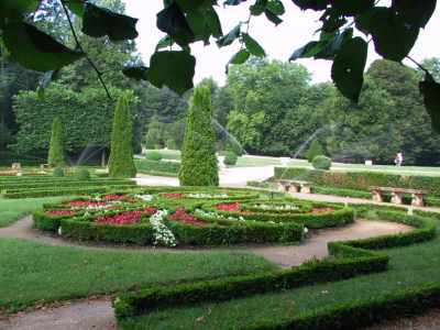 Parc-Wallach Jardin remarquable