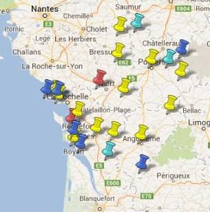 Villes et Villages Classés du Poitou Charentes