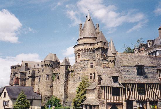 Musée et Château de Vitré