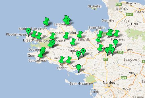 Jardins de Bretagne