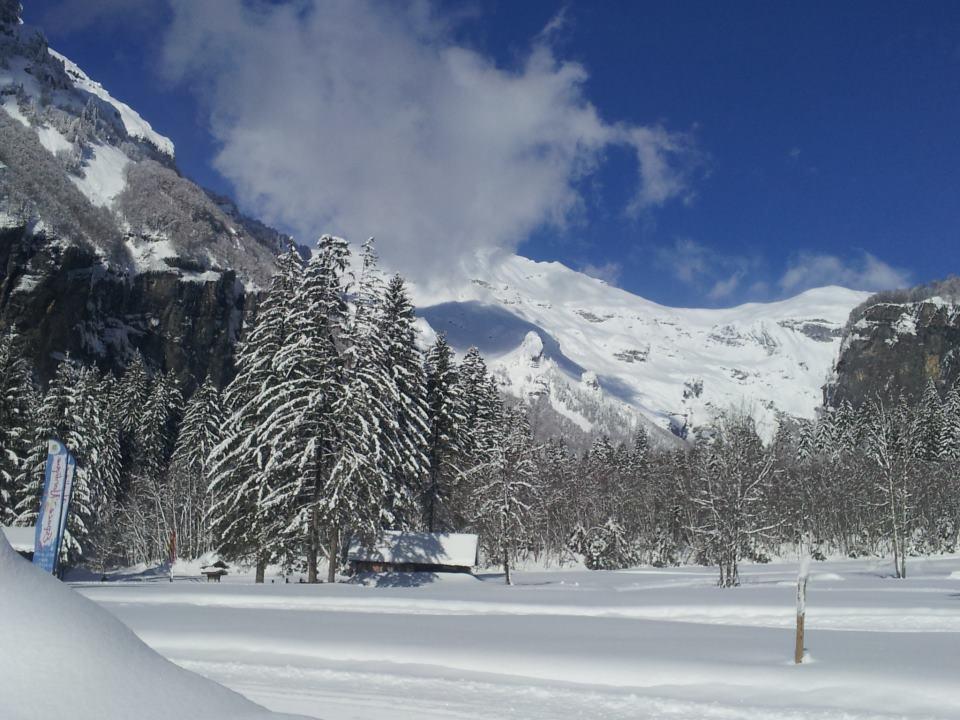 Sixt Fer à Cheval Station de Ski