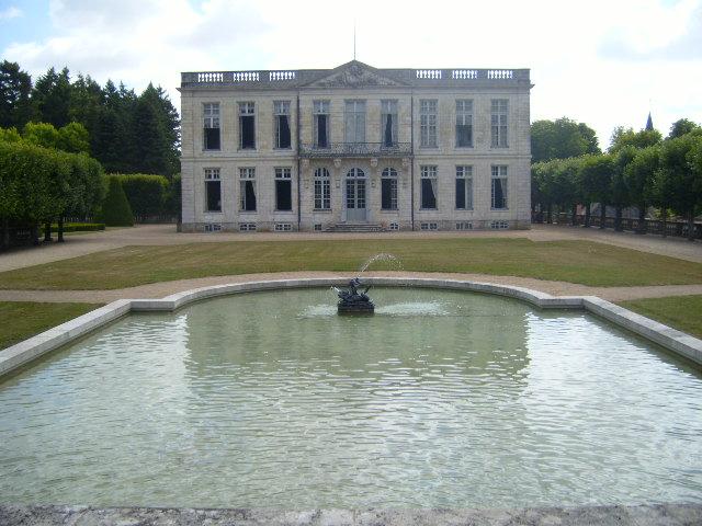 Château et Jardins de Bouges
