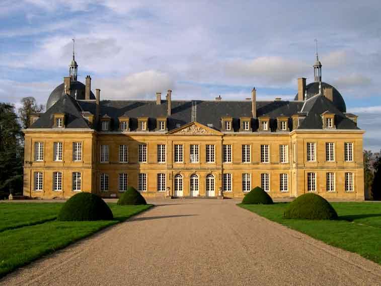 Château de Digoine et ses Jardins