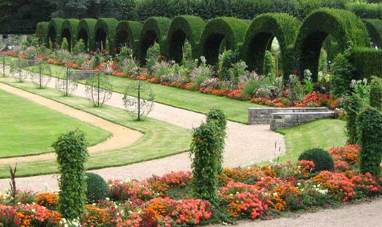 Jardin des Prés Fichaux