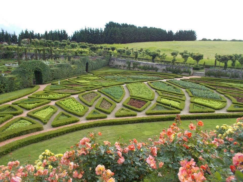 Jardins du Château de la Chatonnière